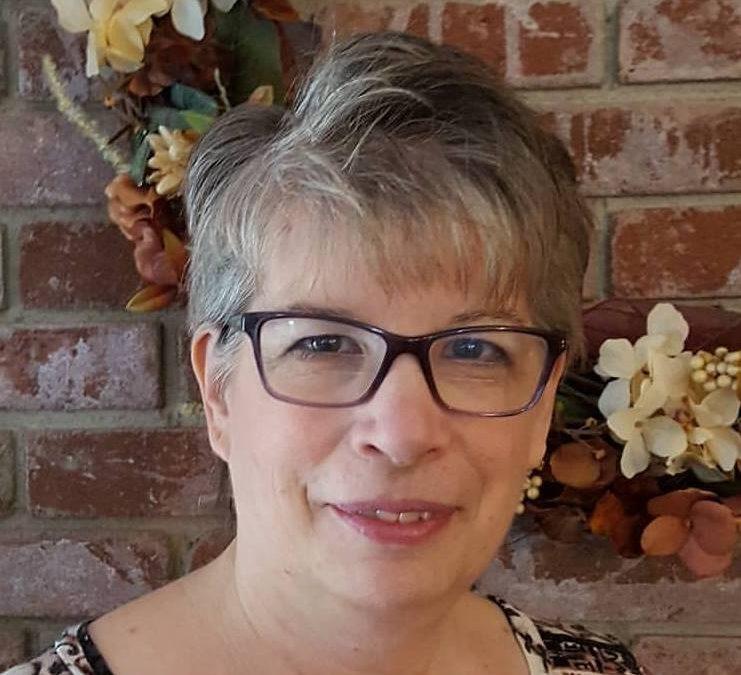 Joan Raymond, President- Writers Of Kern