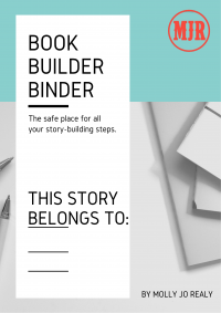 Book Builder Binder Cover