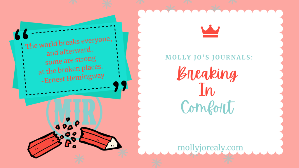 Molly Jo's Journals: Ernest Hemingway Quote