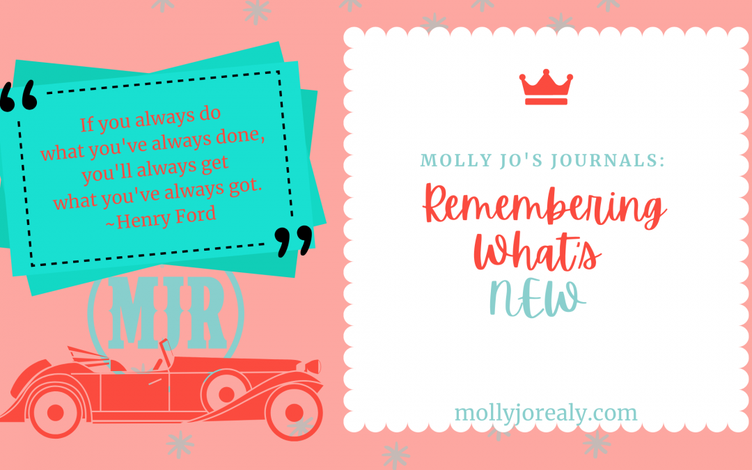 Molly Jo's Journals: Henry Ford Quote