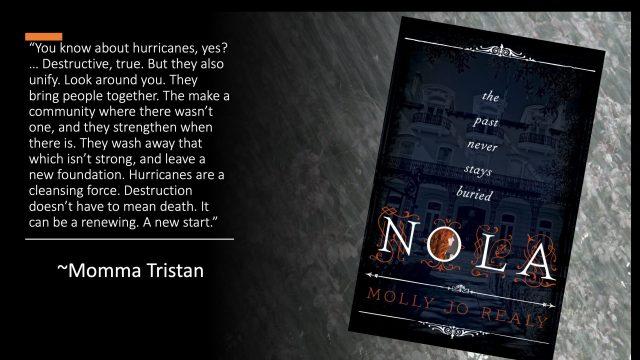 Molly Jo's Journals: Momma T's Hurricane (NOLA, by Molly Jo Realy)