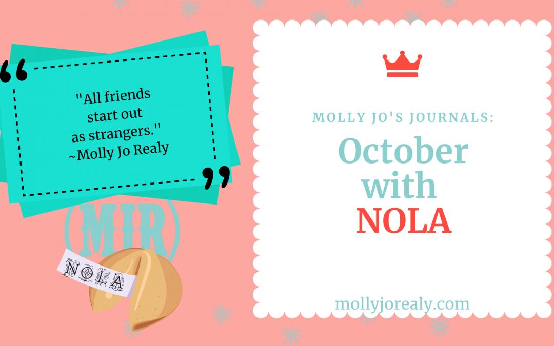 October with NOLA