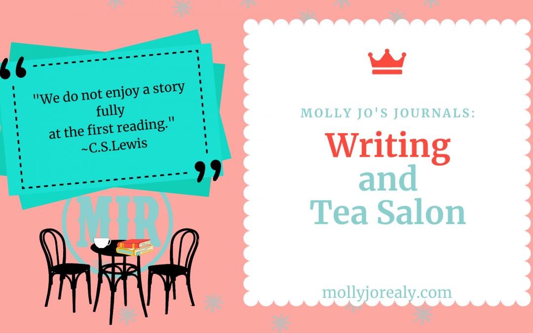 Writing and Tea Salon